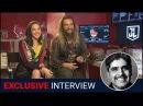 2017 Интервью в рамках промоушена фильма «Лига справедливости» в Лондоне