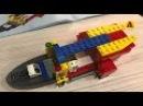 Артурка эпизод 1 Знакомство и распаовка сборка Lego City Вертолёт скорой помощи 60179