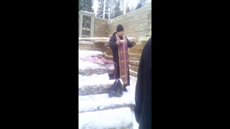 молебен, Мандроги, церковь святого Елисея