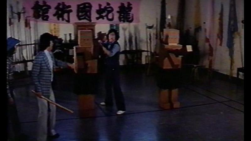 1978 Мастер кунг фу по имени Пьяный кот Zui mao shi fu Kung Fu master named Drunk cat