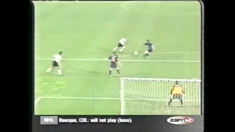 Барселона 2-1 Валенсия лч 1999-00 1-2 финала голы