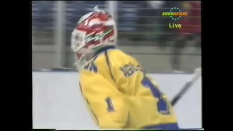 Лиллехаммер 1994. Швеция - Словакия (13.02.1994)