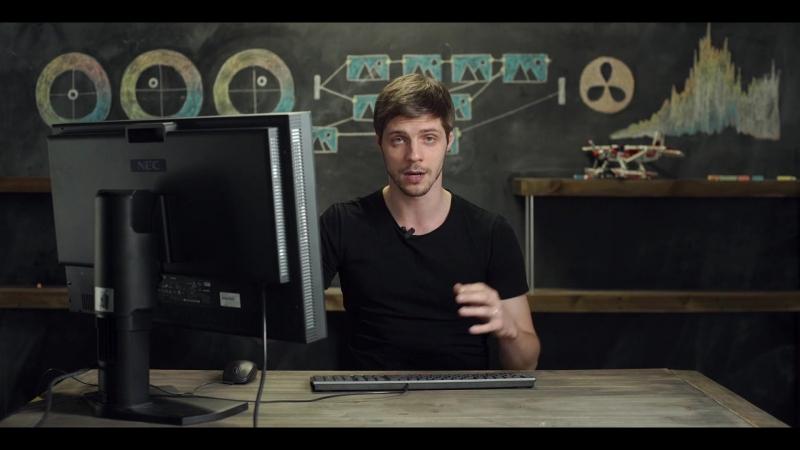 Родион Жабрев - Цветокоррекция видео в DaVinci. LevelUp! 04-02-Teal - orange киношный. Решаем проблему (Var-1 Маски)