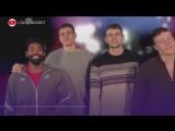 Баскетболисты «Локомотив-Кубани» сняли клип для своих болельщиков