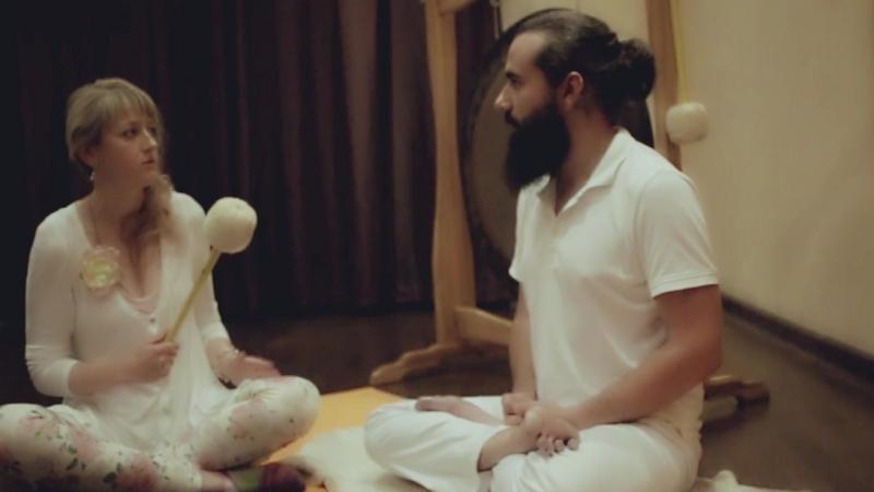 Махан Бхагат Сингх об ощущении страха во время Гонг Медитации