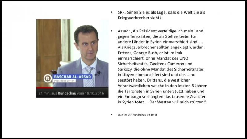 Dr. Daniele Ganser in Bautzen am 31.10.2016 - Illegale Kriege von Iran bis Syrien