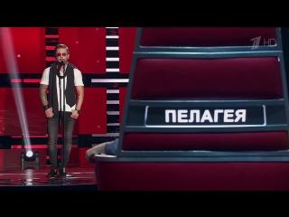 Арсений Бородин исполнил песню «Stop» на слепых прослушиваниях - Голос - Сезон 6