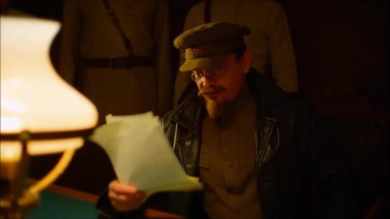 Шоурил. (Вырезка со мной) Роль: Феликс Дзержинский. Торгсин 7 серия.