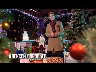 Алексей Воробьев - Встречаем Новый Год с Bridge TV Русский Хит