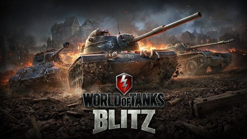 World of Tanks Blitz - Квас и тиграс