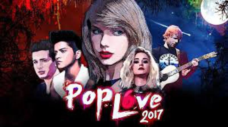 PopLove 6 _ ♫ MASHUP OF 2017 _ By Robin Skouteris (75 songs).мэш-ап из 75 лучших песен 2017 года.