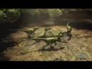 Битва гигантов Сражения динозавров Тиранозавр против рапторов Документальные