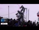 НХЛ Силовой приём Кайла Клиффорда против Брендана Смита 22 01 18