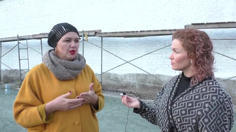 Интервью с Надеждой Лемтюгиной