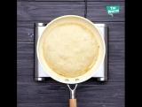 Итальянский картофельный пирог.