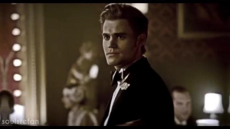 The Vampire Diaries • Дневники вампира • Stefan Salvatore • Стефан Сальваторе • vine