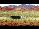Modern Talking nostalgia. Follow me - D.White. Mercedes auto robot - truck future race mix