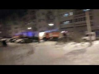 Врыв в жилом доме в Ленинградской области (480p)