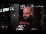 Интервью с Дмитрием Наумовым. Прямая трансляция