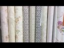 Флизелиновые текстильные обои