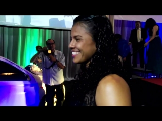 Sambist sayra laguna was awarded by a new car as the best athlete of the year 2017 in nicaragua