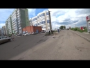 Красноярец отремонтировал дорогу за свой счет