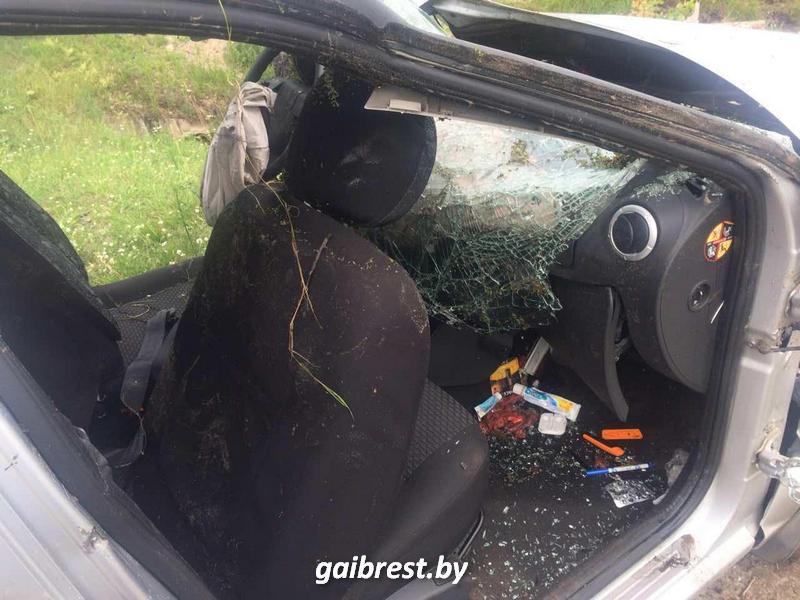 Трагедия в Пинском районе: семья из Москвы попала в ДТП, 2 человека погибли