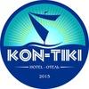 отель  ★Kon -Tiki★ гостиница в центре Питера