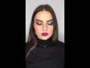 Совместный макияж на курсе Сам себе визажист