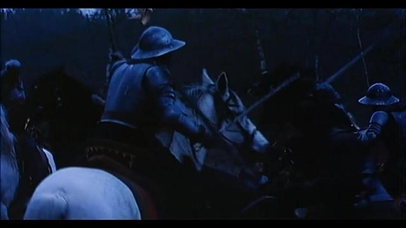 Жанна-девственница. Темницы / Дева Жанна (1994). Пленение Жанны