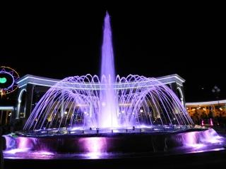 музыкальный фонтан, Кисловодск