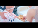 Красивый фильм первый год жизни ребенка - Ярослава. Детская фото и видеосъемка в Новосибирске