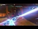 Genji Ana gameplay.