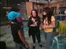 Selena Gomez and David Henrie on Extreme Makeover - Home Edition