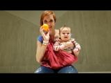 Как мама  •  Бьянка в бассейне
