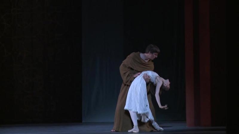 Канадская версия Ромео и Джульетта, хор. А.Ратманский, урокиХореографии