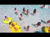 Финалистки Мисс Крыма в аквапарке Атлантида.