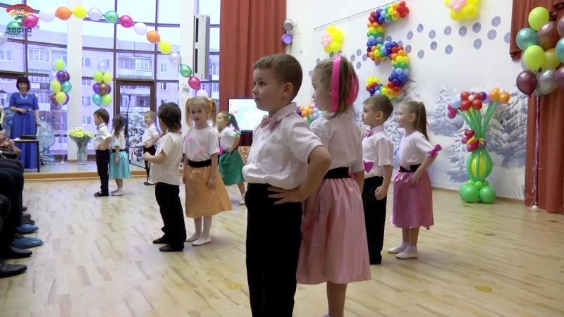 Детский сад №8 г.Тосно Сказка отметил своё 5-летие
