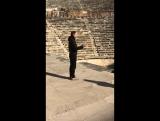 Бенефис в Античном театре или Начало пути в БКЗ