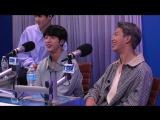 RADIO 171117 BTS Stops By To Talk AMA's Performance, New Music &amp More! @ ON With Mario Lopez