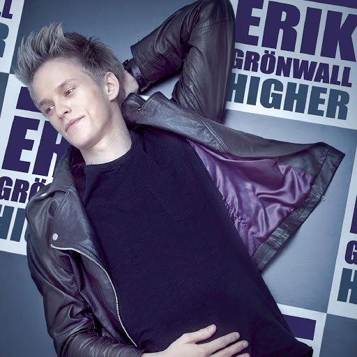 Erik Grönwall альбом Higher