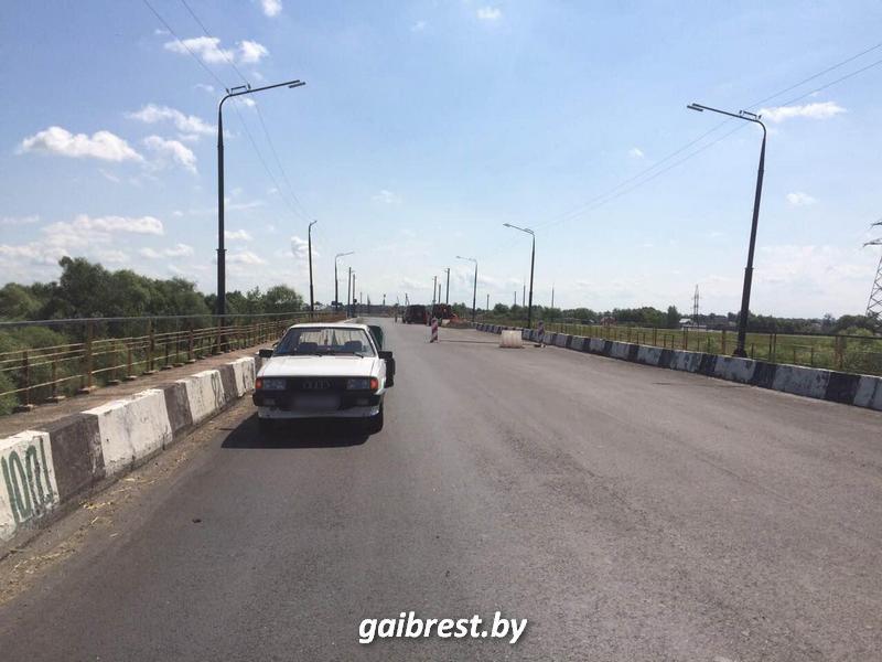 Столинский район: в результате наезда погиб велосипедист