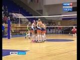 В Иркутске стартовал четвёртый тур чемпионата России по волейболу в высшей лиге Б