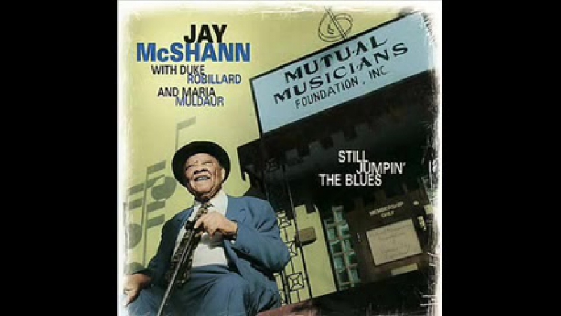 On the Sunny Side of the Street __ JAY MC SHANN