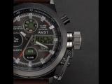 Часы AMST обзор и настройка