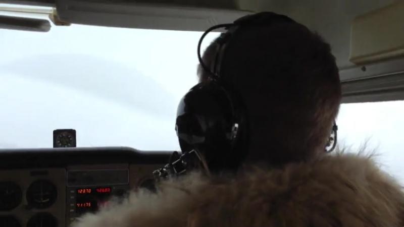 Полёт на самолёте Cessna-172 Skyhawk.