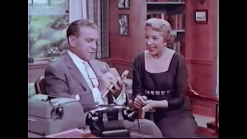 The George Burns and Gracie Allen Show (S5E01)