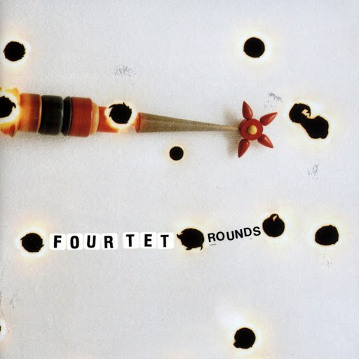 Four Tet альбом Rounds (Special Anniversary Edition)