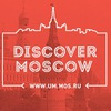 Discover Moscow Russia
