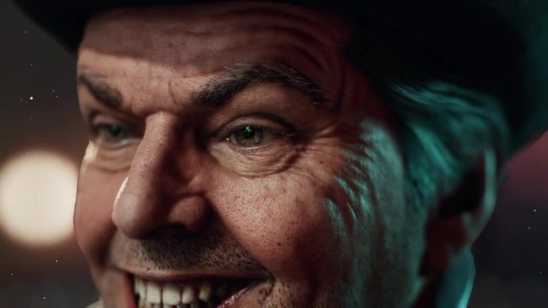 Unreal 4 - Realtime Character - The RingMaster(Jack Nicholson)
